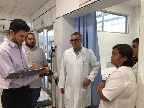 """<a href=""""/Trabajan-para-fortalecer-Servicios-de-Salud-en-Morelos"""">Trabajan para fortalecer Servicios de Salud en Morelos </a>"""