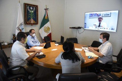 """<a href=""""/noticias/analizan-gobierno-de-morelos-y-federacion-estrategias-para-reactivar-la-economia-en-la"""">Analizan Gobierno de Morelos y federación estrategias para reactivar la economía en la entid...</a>"""